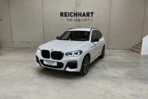 BMW X3 M40i: Allem gewachsen