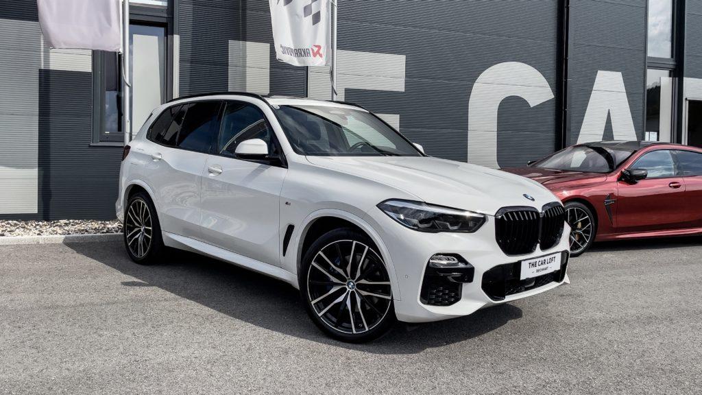 BMW X5: Überall zu Hause
